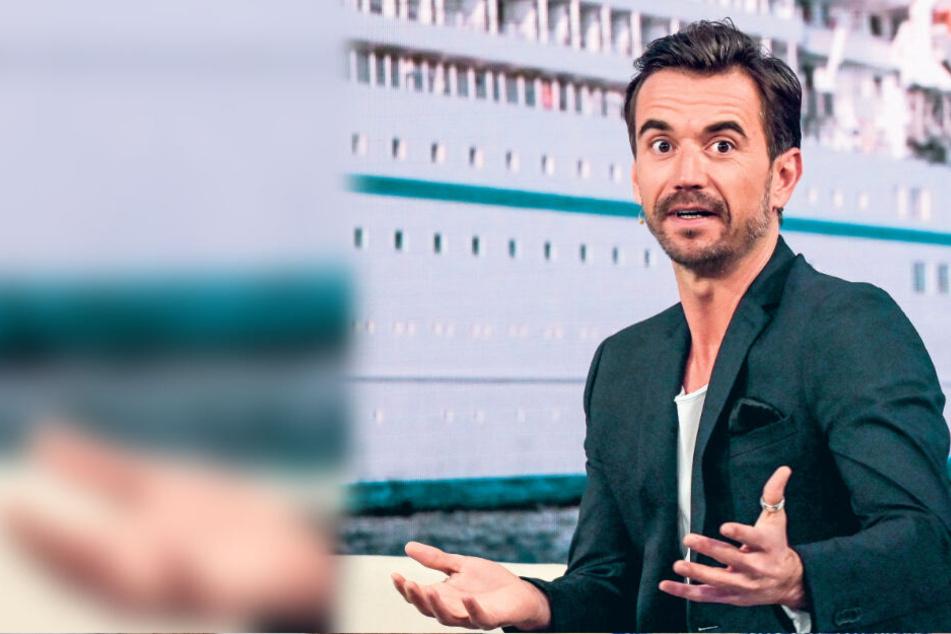 "Florian Silbereisen als ""Traumschiff""-Kapitän so lala an Bord"