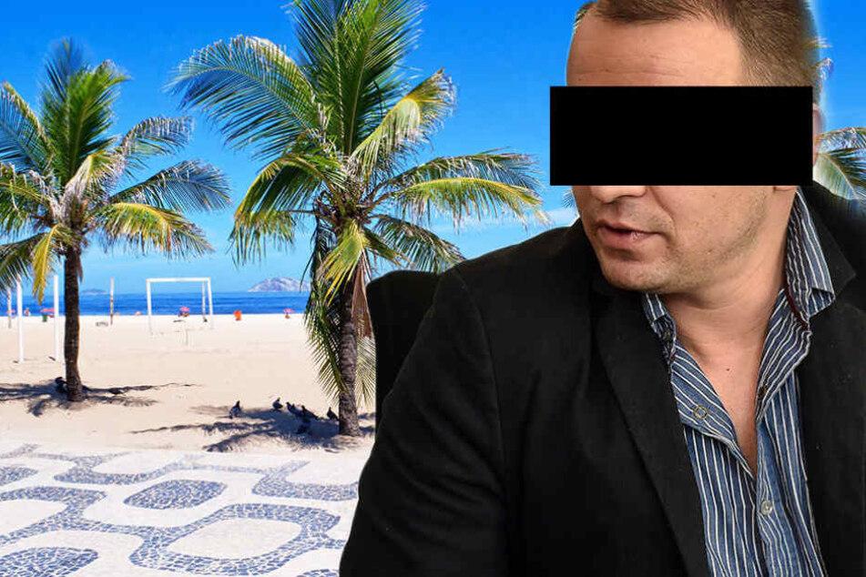 Durch Betrug finanzierte er sich ein Leben auf der Sonnenseite