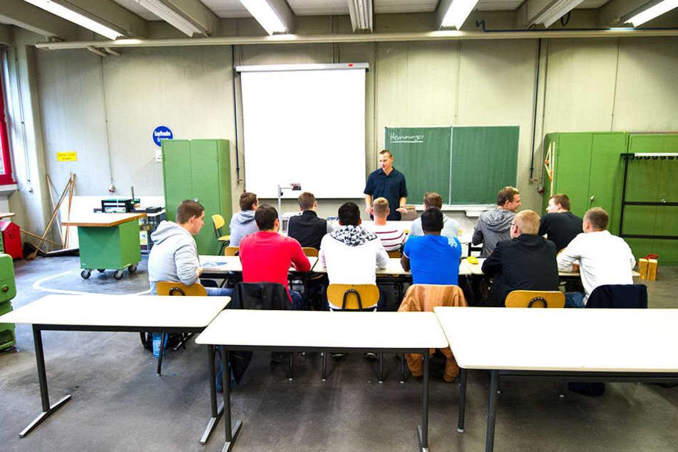 Sachsens Schüler haben ein besonders gleichmäßiges Bildungsniveau, lautet ein Ergebnis der Studie.