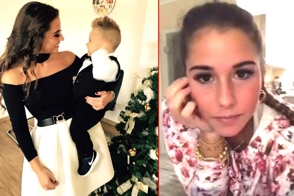 Video löst Shitstorm aus! Ist Sarah wirklich eine schlechte Mutter?
