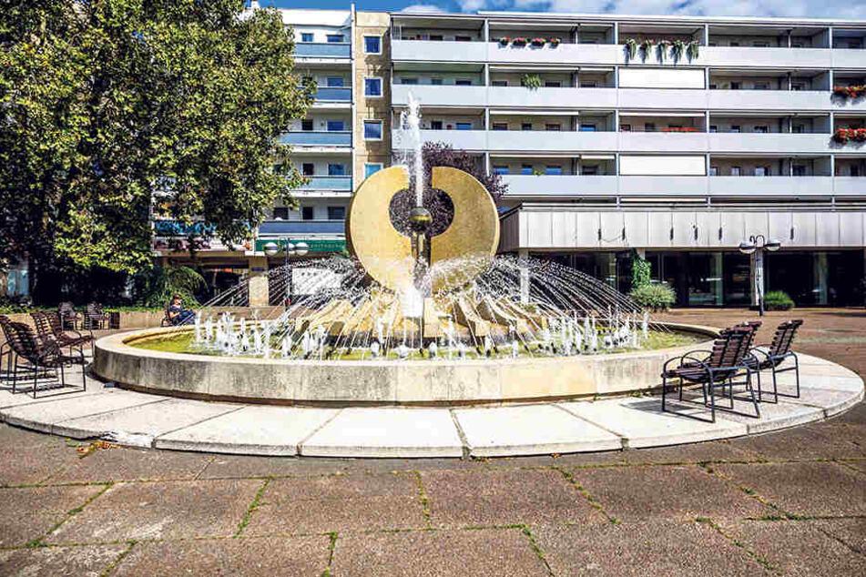 Im besten Fall sollen auch die Kugelbrunnen erhalten bleiben.