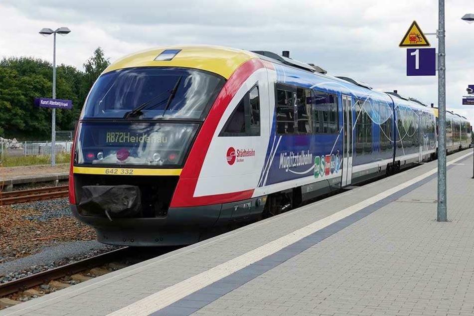 Die Städtebahn Sachsen hat Insolvenz angemeldet.