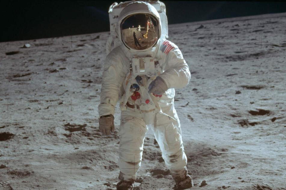 Die NASA möchte den Mensch zurück auf den Mond bringen