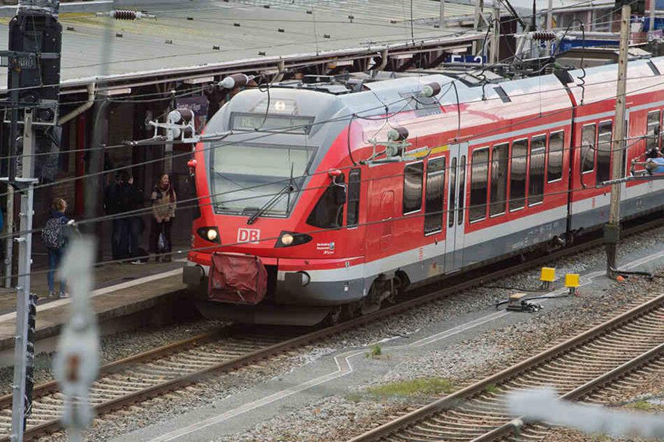 Es gibt im Moment Einschränkungen im Zugverkehr. (Symbolbild)