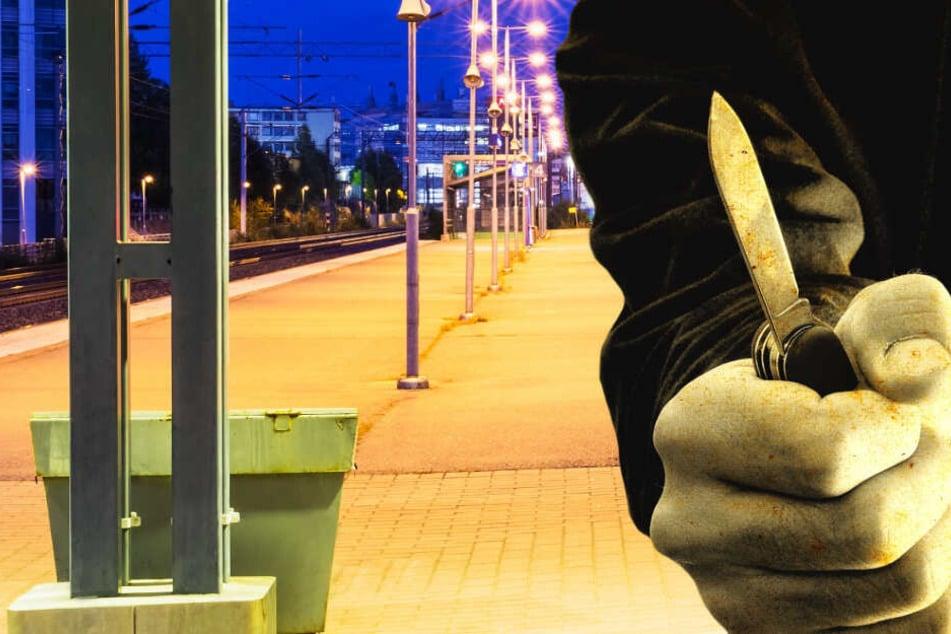 Frankfurt: Überfall bei Kassel: Maskierte Räuber zücken Messer und greifen an