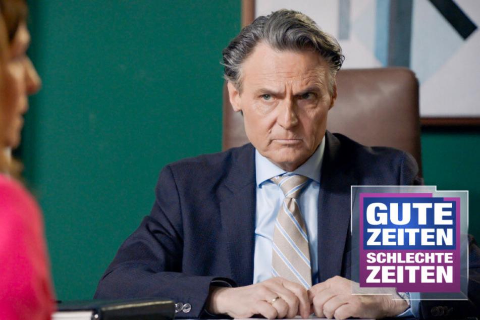 Böse Überraschung bei GZSZ: Jo Gerner ist zurück!