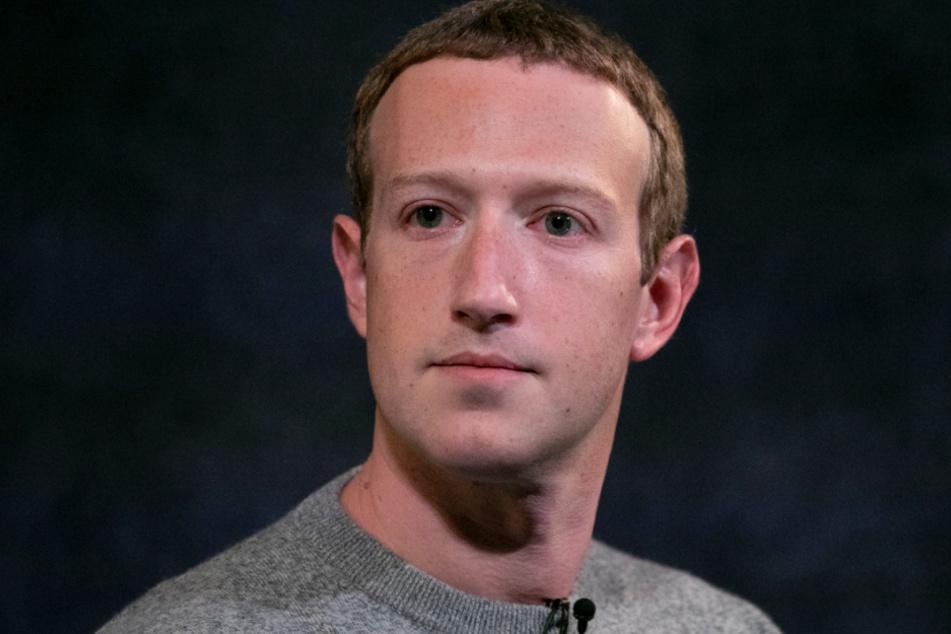 Mark Zuckerberg (36) greift durch.
