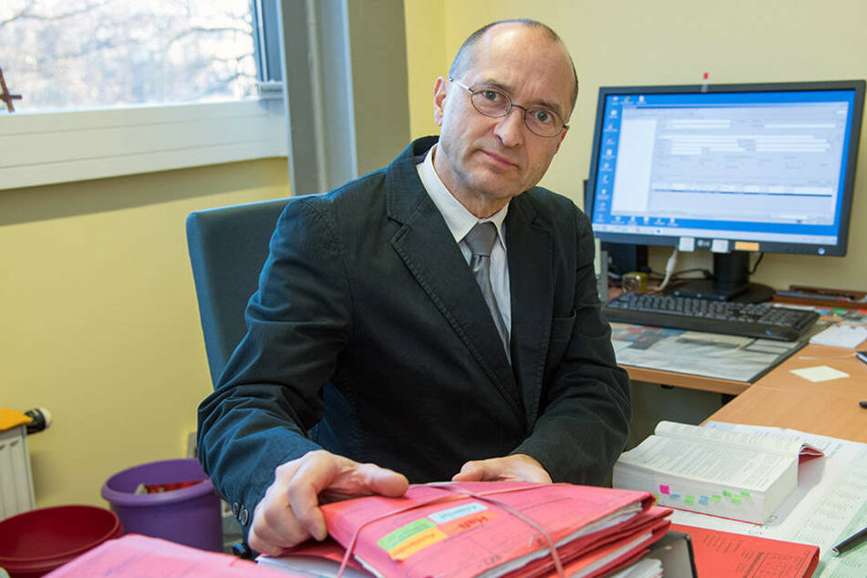 Richter Stephan Zantke sorgte mit seinen Klartext-Ansagen bereits bundesweit für Schlagzeilen (Archivfoto).