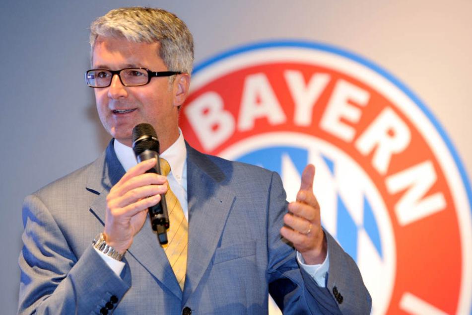 Rupert Stadler ist Vorstandsvorsitzender der Audi AG und Mitglied im Aufsichtsrat der FC Bayern München AG.