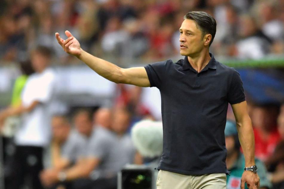 Niko Kovac möchte mit dem Handy-Verbot den Austausch unter den Spielern fördern.