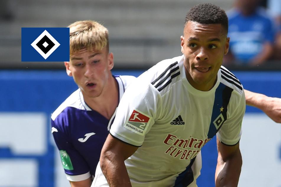 """HSV-Profi Gyamerah zum Aufstiegskrimi: """"Es ist eine geile Situation"""""""