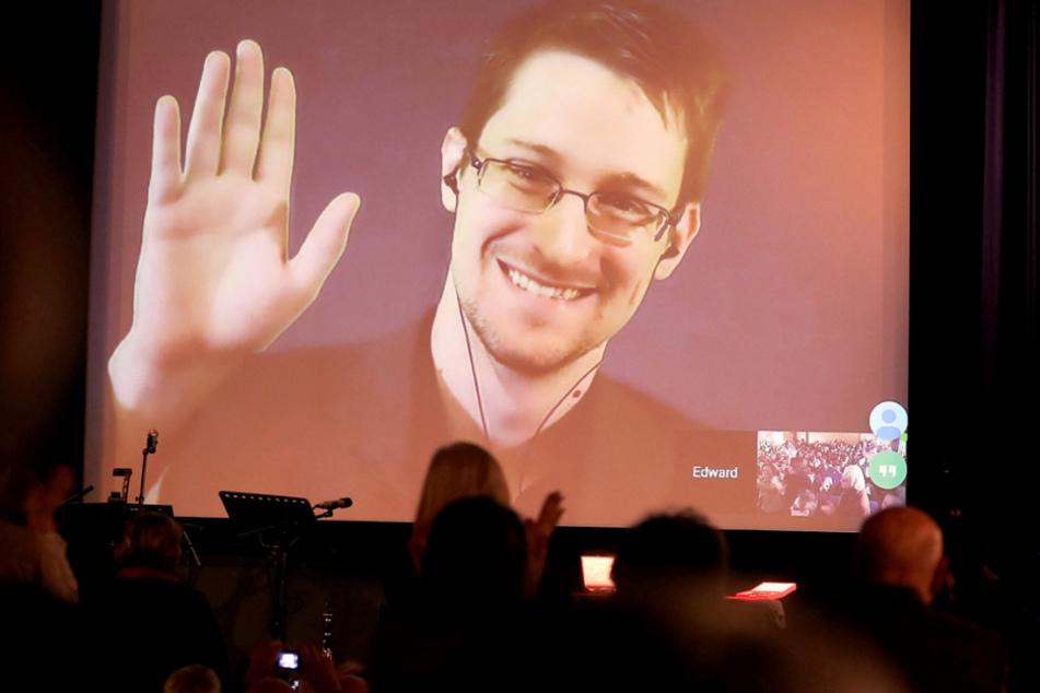 Whistleblower Edward Snowden ist Vater geworden