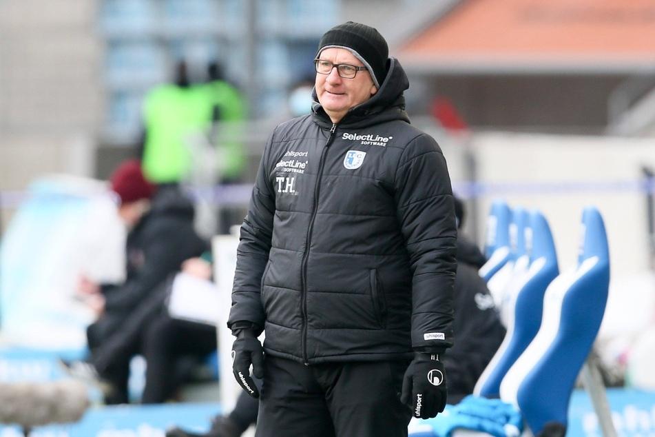 Nach dem Rücktritt von Thomas Hoßmang (54) beim 1. FC Magdeburg stellt sich die Frage, wer den Verein vor dem Abstieg in die Regionalliga bewahrt.