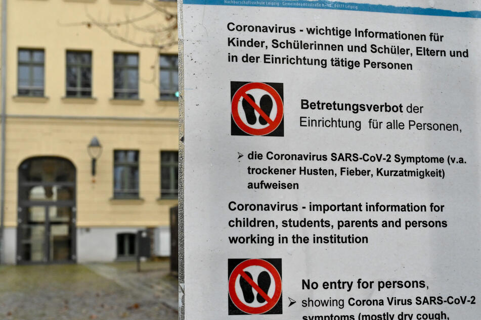Sachsens Schulen öffnen frühestens am 8. Februar wieder ihre Tore.