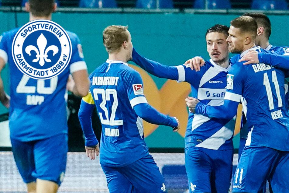 Lilien schießen sich aus der Krise! Darmstadt siegt nach Rückstand gegen SV Sandhausen