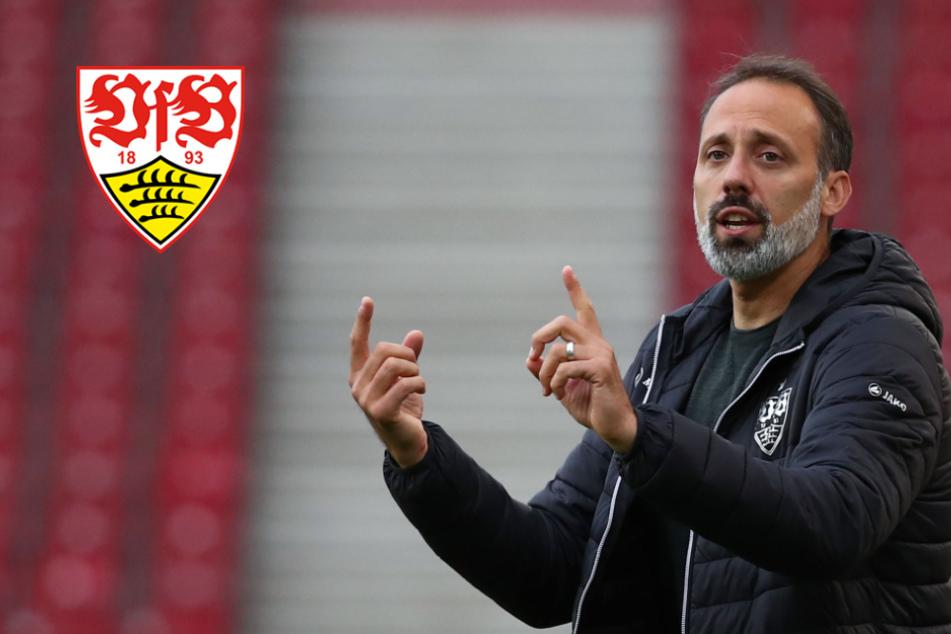 """VfB-Coach Matarazzo fordert für das Derby gegen den KSC """"Mut, ins Risiko zu gehen"""""""