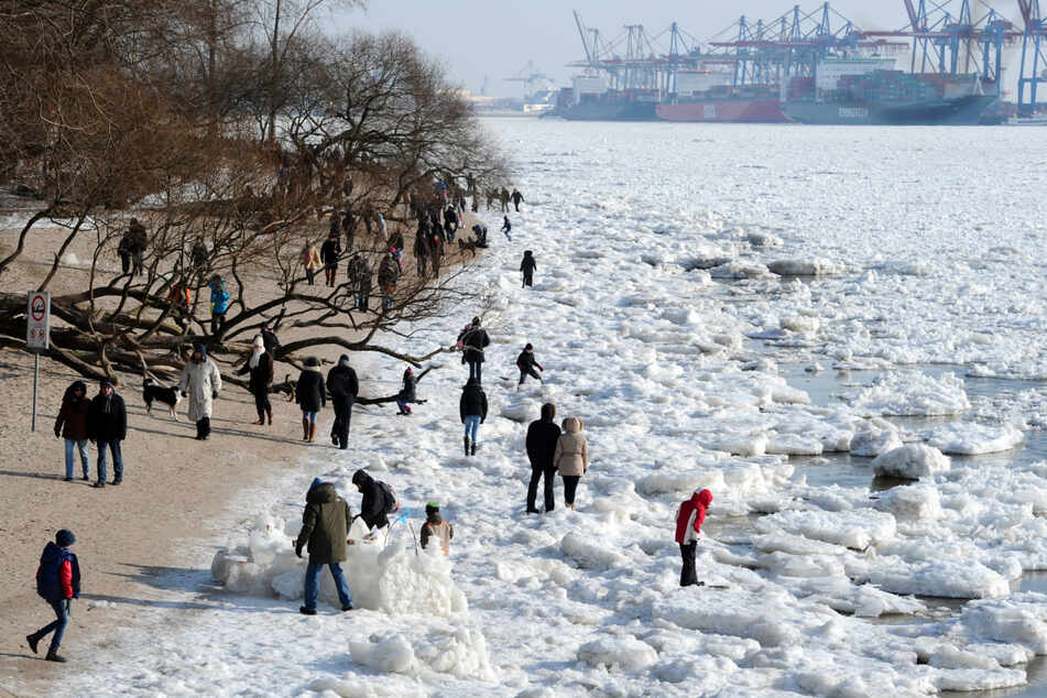 Klimawandel zerstört Winter: Hamburg stellt traurigen Frostrekord auf!