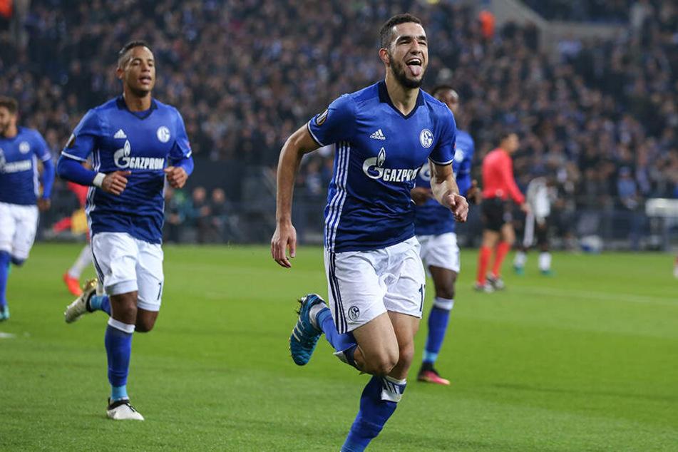 Sein erstes Jahr auf Schalke lief besonders rund. Nun scheint das Kapitel Königsblau für ihn Geschichte zu sein.