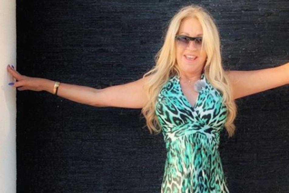 Richtig gut: Carmen Geiss wird für Kleid gefeiert