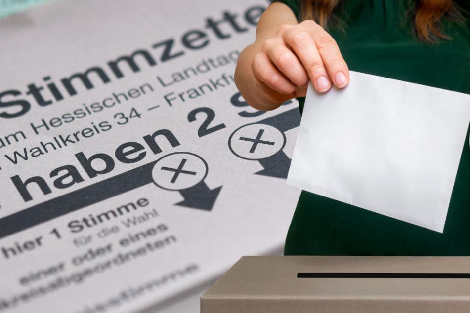 Müssen die Hessen womöglich noch einmal zur Wahlurne schreiten (Symbolbild)?