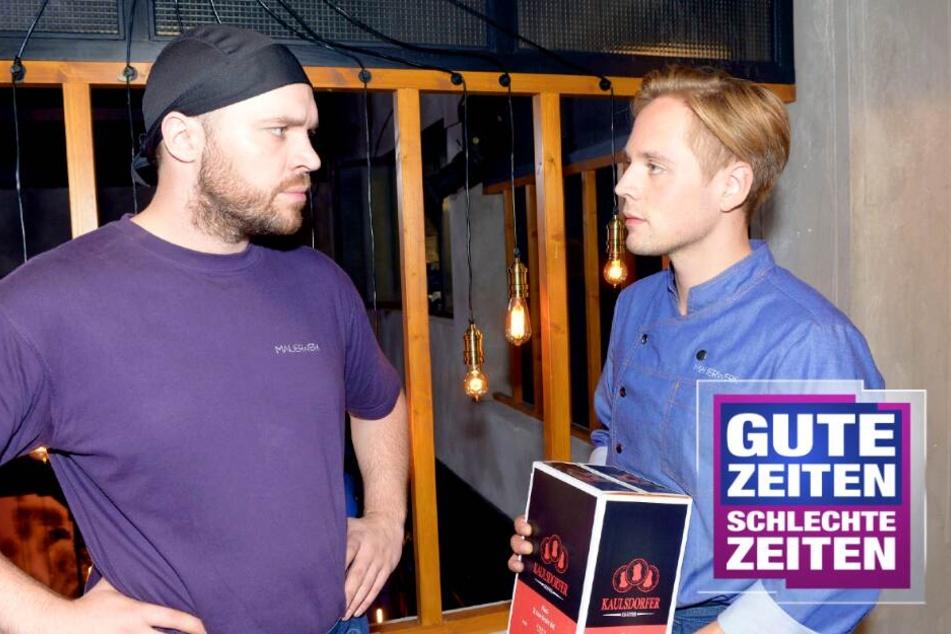 """GZSZ: GZSZ: """"Kanakenbraut!"""" Lars zeigt vor Shirin sein wahres Gesicht"""