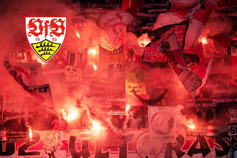 Massenschlägerei am Bahnhof zwischen VfB-Ultras und Fans des Halleschen FC