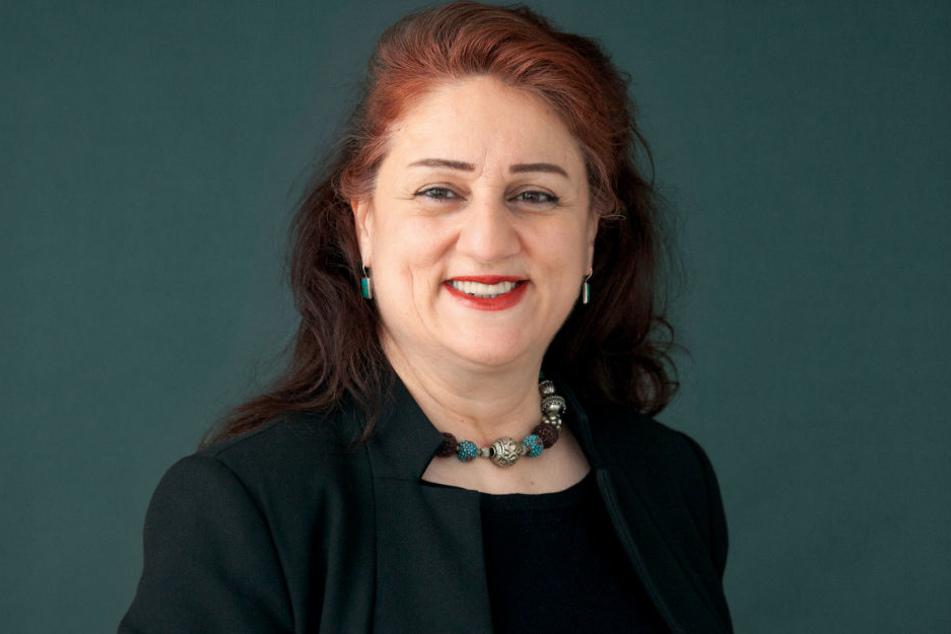Mitra Sharifi ist die Vorsitzende der Arbeitsgemeinschaft der Ausländer-, Migranten- und Integrationsbeiräten Bayerns.