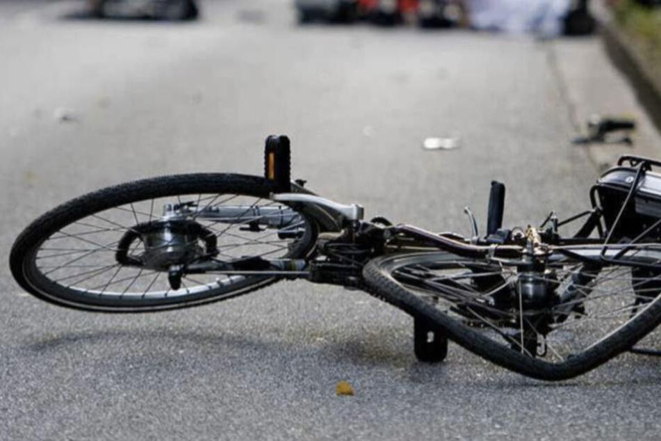 Nach Streit: Fuhr Autofahrer Radler absichtlich um?