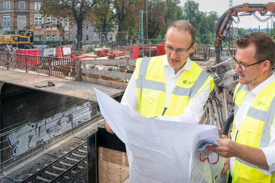 Dresden: Wegen Brückenbaus: Hotel-Übernachtungen für Cossebaude-Anwohner