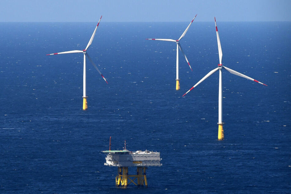 Windenergie in Nord- und Ostsee soll verdreifacht werden