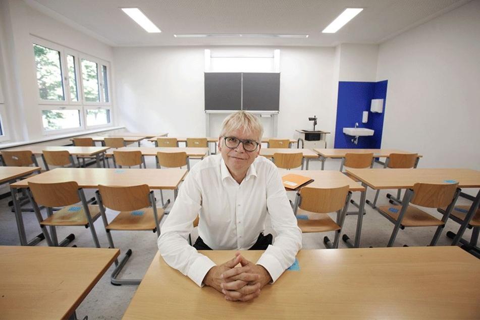 Schulbürgermeister Hartmut Vorjohann (55, CDU)