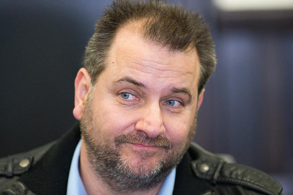 Wilfried W. beklagte sich, dass er im Knast von anderen Mithäftlingen zu Aussagen gezwungen wird.