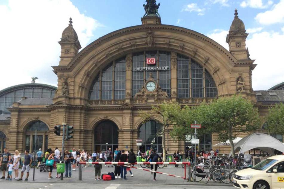 Frankfurt: Droht ein Bahn-Chaos? Hauptbahnhof Frankfurt ab heute teilweise dicht