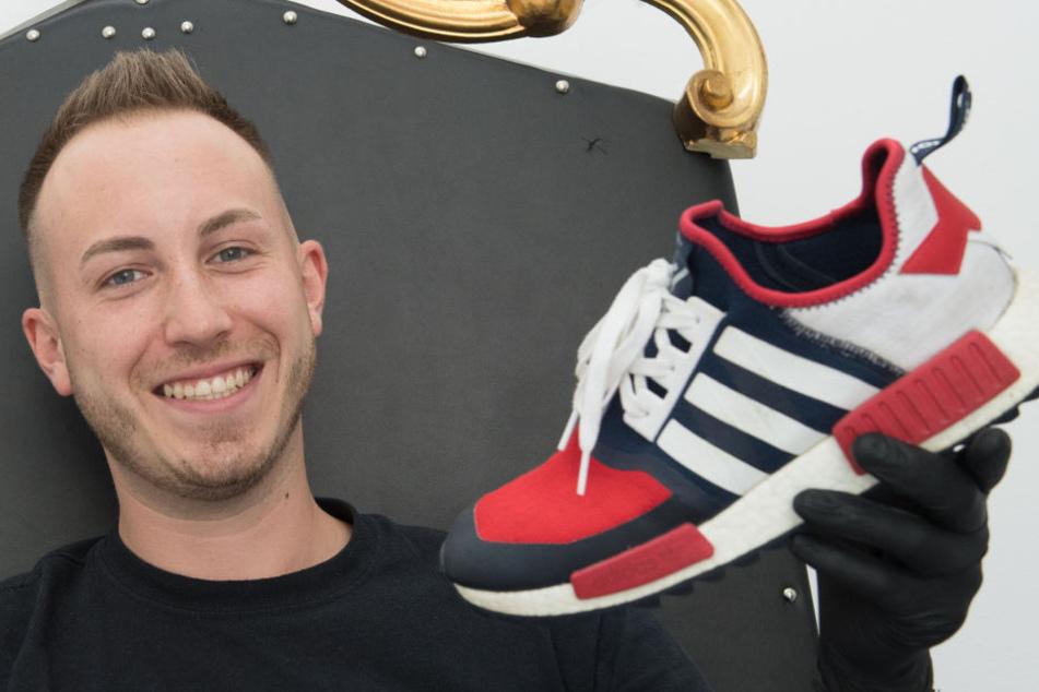 """Für Trieschmann war der Hip-Hop-Song """"My Adidas"""" von Run DMC (1986) der Ausschlag für den Speaker-Trend."""