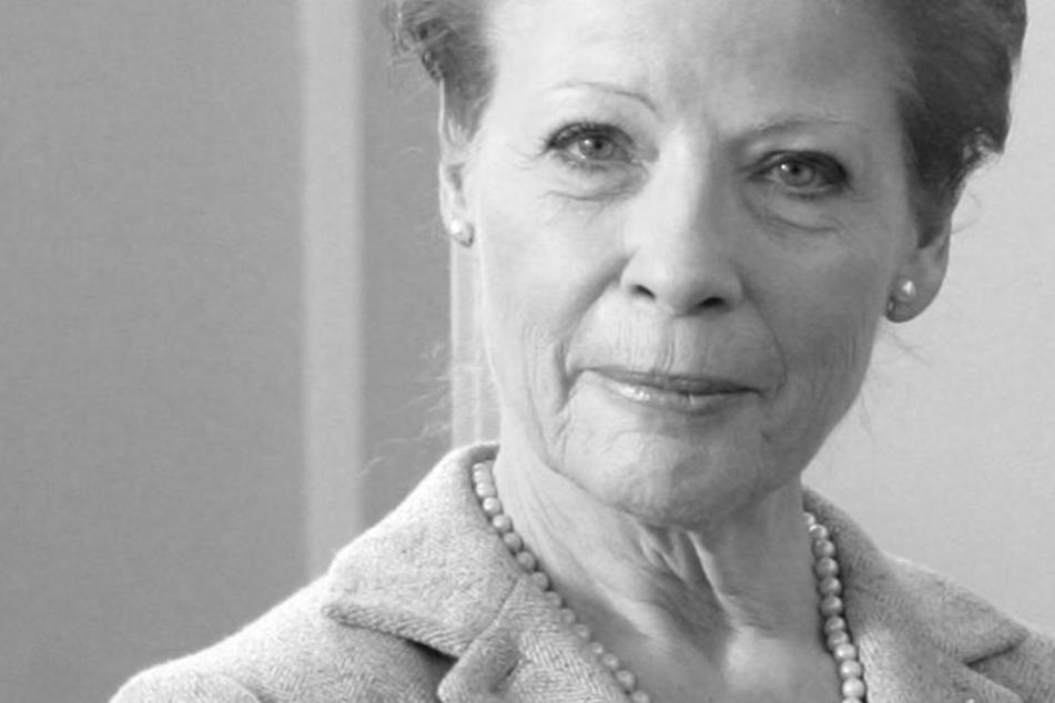 Renate Schroeter spielte in etlichen Tatort-Folgen mit. Sie starb am Montag nach kurzer, schwerer Krankheit.