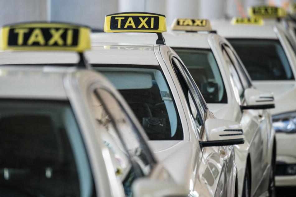 Am Mittwoch werden die Taxis in München keine Aufträge annehmen. (Symbolbild)