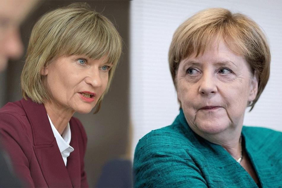 Wann kommt die Kanzlerin nach Chemnitz?