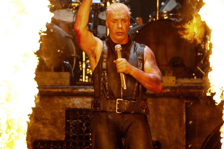 Till Lindemann soll im Hotel mit einem Gast aneinander geraten sein. (Archivbild)