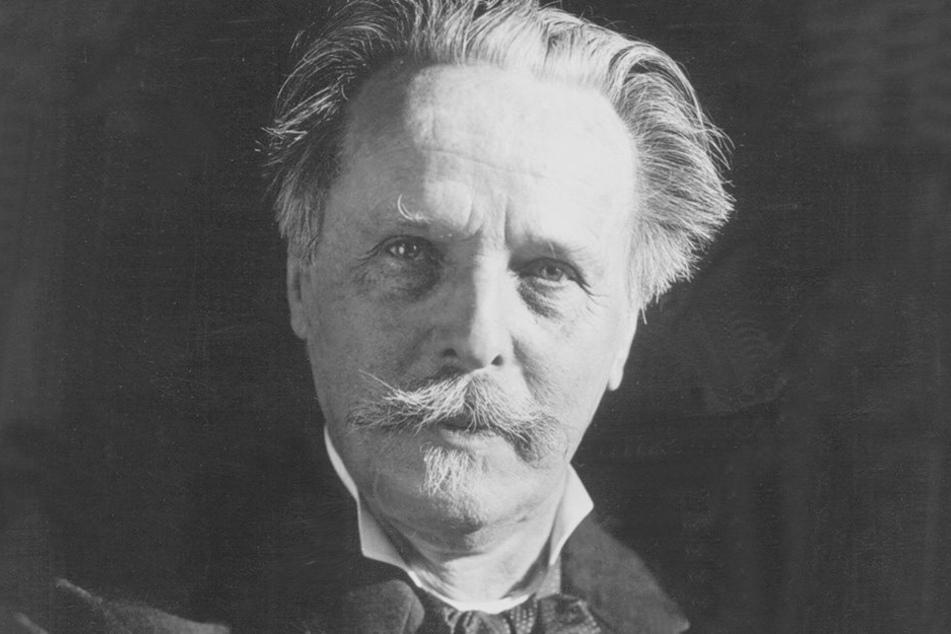 Schriftsteller Karl May starb 1912.
