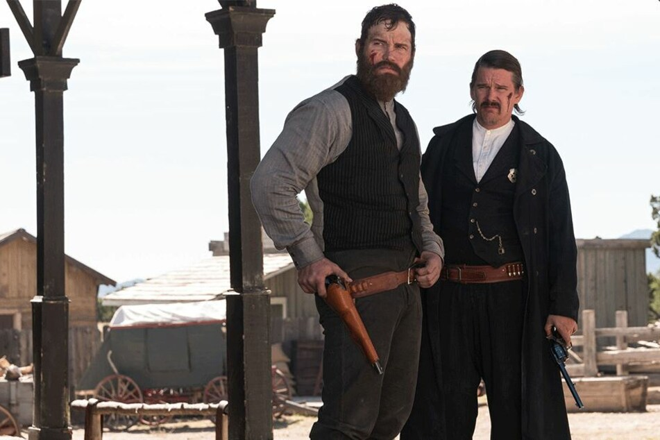 """The Kid"": Neuer Western-Kracher mit ""Avengers""-Star Chris Pratt"