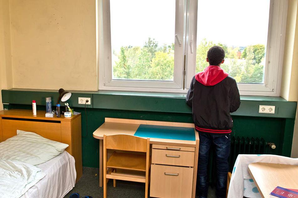Unbegleitete minderjährige Flüchtlinge werden von den Jugendämtern betreut.