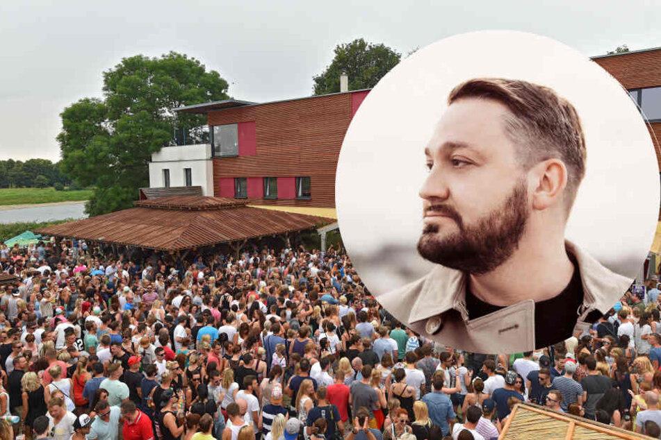 Interview: Fritz Kalkbrenner über Techno, Heimat und stressiges Tourleben