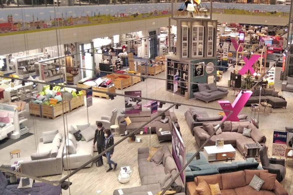 Dieses Möbelhaus macht wieder auf und startet riesige Rabatt-Aktion