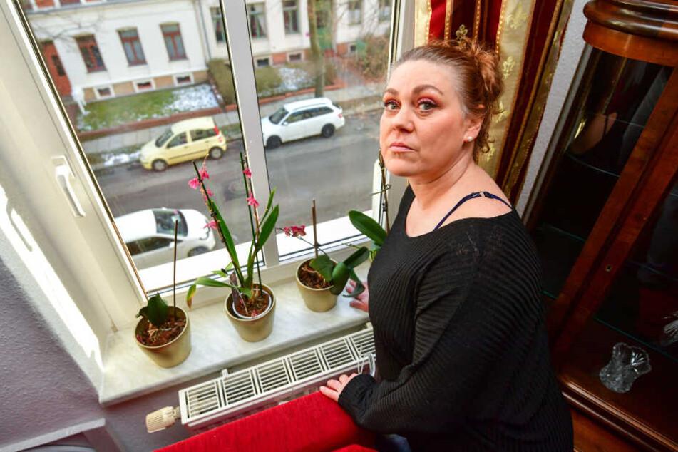 Wortgefechte, Streit mit einem Nachbarn, und das alles wegen eines Parkplatzes. Susanne Koplin (52) schaut mit bangen Blicken aus ihrer Wohnung an der Gustav-Adolf-Strasse.