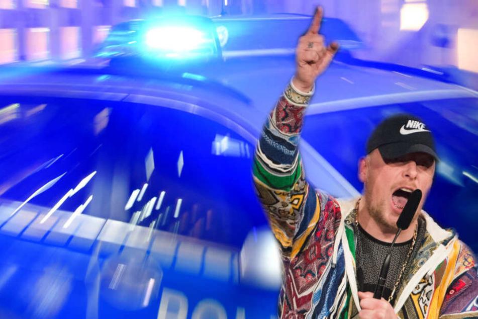 187-Rapper Bonez MC lobt die Polizei! Was ist denn da los?