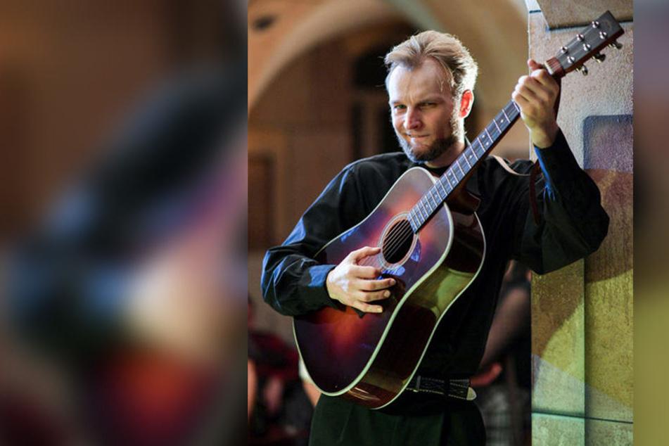 Andreas Matthes (40) wagt nach zwei Jahren Pause ein Comeback als Sänger.