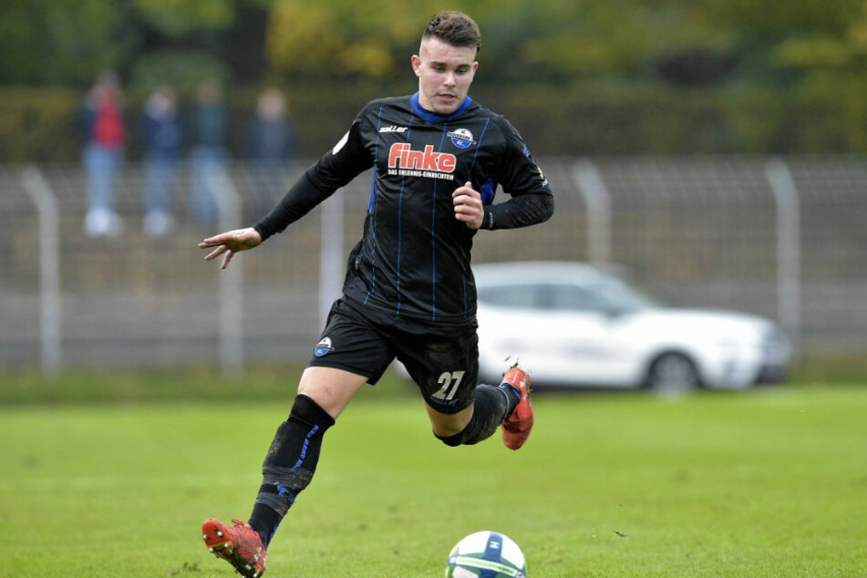 Matthias Stingl wird für die Würzburger Kickers nicht infrage kommen.