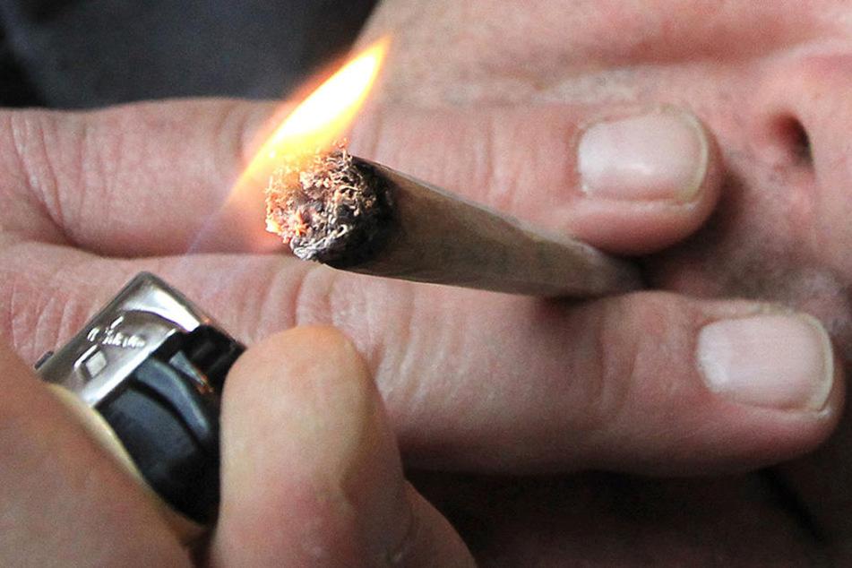 Der Nachschub von Cannabis in Paris ist vorerst unterbrochen.