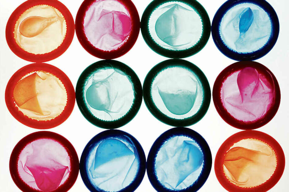 Auf den Geschmack gekommen: Im Landtagswahlkampf werden sogar vegane Kondome verteilt.