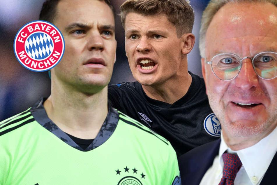"""FC Bayern: Nübel als echte Gefahr für Neuer? """"Bester Torhüter, den die Welt je hatte"""""""